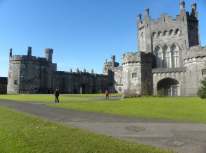 Kilkenney Castle, Ireland